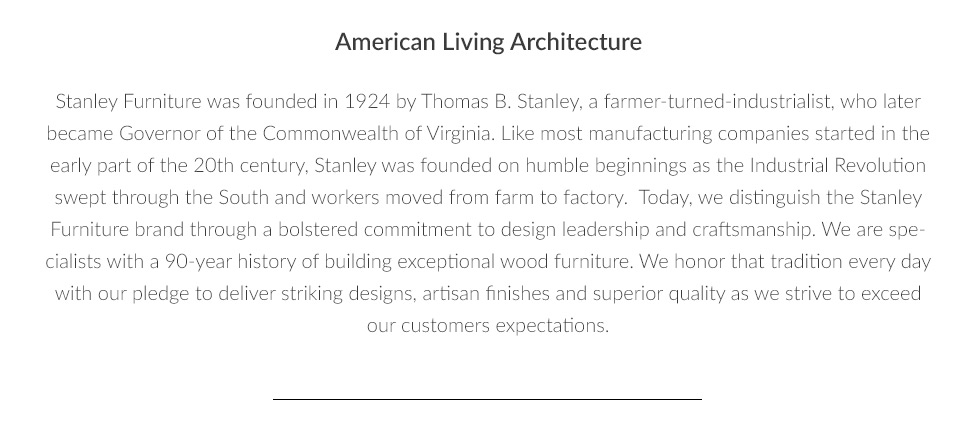 Stanley Furniture at Cymax | Coastal Living collection from Stanley