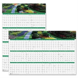 House of Doolittle Earthscapes Gardens of the World Wall Calendar