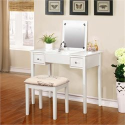 Butterfly 2 Piece Vanity Set