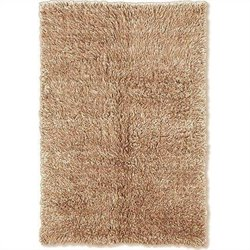 Rugs Rectangular Area Rug in Tan