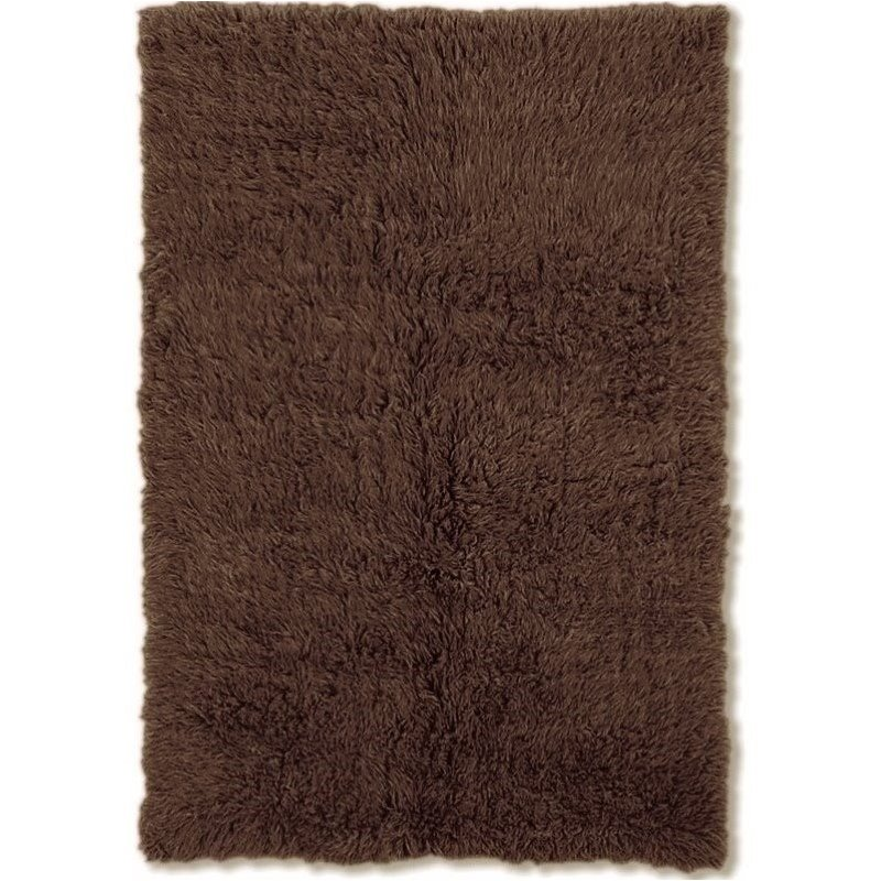 Rugs Rectangular Area Rug in Cocoa
