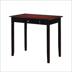 Desk in Black Cherry