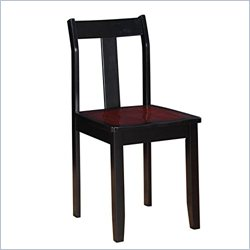 Dining Chair in Black Cherry