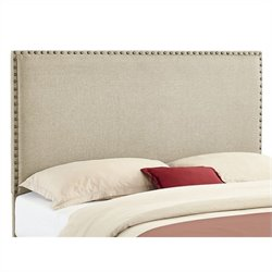 Full/Queen Panel Headboard in Natural