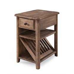 Magnussen Baytowne End Table in Barley
