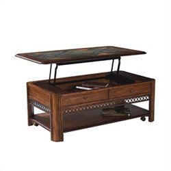 Magnussen Madison Rectangular Lift-top Cocktail Table