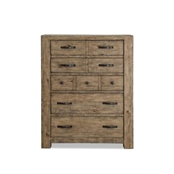 Magnussen Griffith 5 Drawer Chest in Weathered Toffee