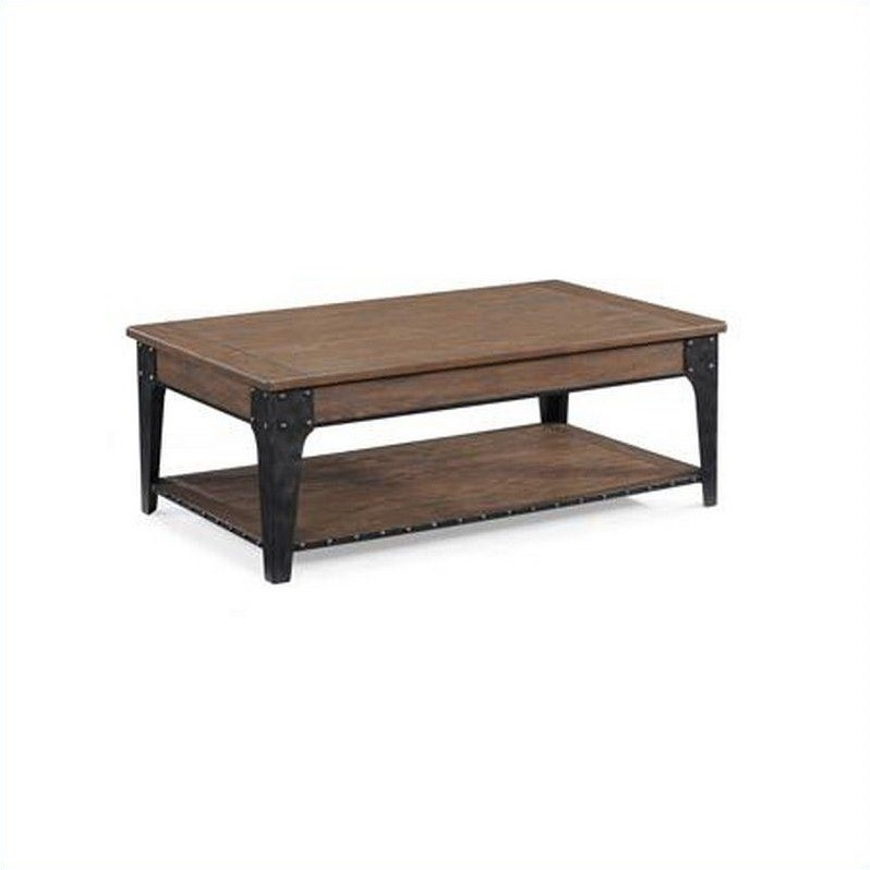 Magnussen Lakehurst Cocktail Table With Lift Top And In Oak T1806 50