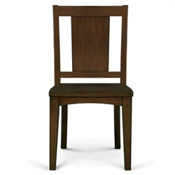 Magnussen Twilight Wooden Chair in Chestnut