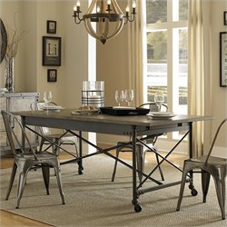 Magnussen Walton Wood Rectangular Dining Table