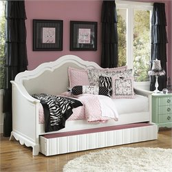 Magnussen Gabrielle Daybed in Snow White
