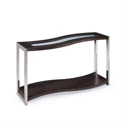 Magnussen Lynx Console Table in Graphite
