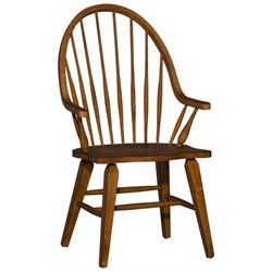 Hearthstone Windsor Back Dining Arm Chair