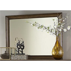 Liberty Furniture Amelia Mirror in Antique Toffee