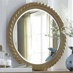 Harbor View Decorative Rope Mirror