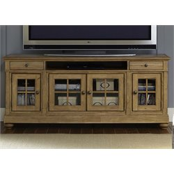 Harbor View TV Stand in Sand