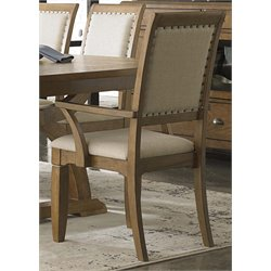 Liberty Furniture Town and Country Upholstered Dining Arm Chair