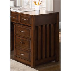 Hampton Bay 2 Drawer Mobile File Cabinet