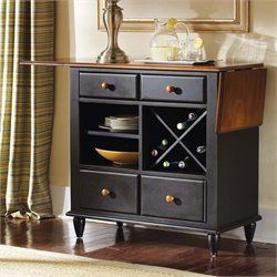 Low Country Wine Rack Server