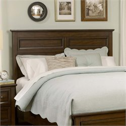 Laurel Creek Panel Headboard in Cinnamon