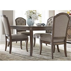 Amelia Dining Set in Antique Toffee