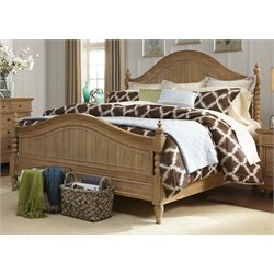 Harbor View Poster Bed in Sand