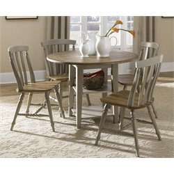 Al Fresco 3 Piece Drop Leaf Dining Set