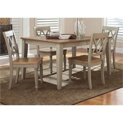 Al Fresco 5 Piece Dining Set (A)