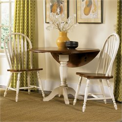 Low Country 3 Piece Drop Leaf Dining Set (A)