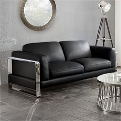 Diamond Sofa Annika Faux Leather Sofa