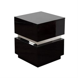 Elle 2 Drawer Accent Table