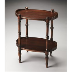 Butler Specialty Oval End Table