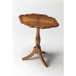 Butler Specialty Oval End Table-GH1
