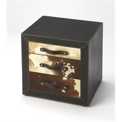 Butler Specialty Cosmopolitan Nightstand in Multi-Color