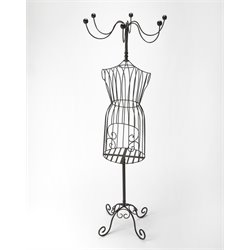 Butler Specialty Metalworks Adelia Coat Rack in Iron