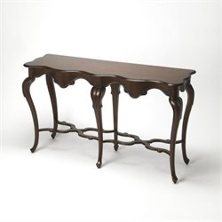 Butler Specialty Plantation Cherry Wentworth Console Table