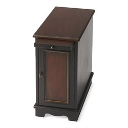 Butler Specialty Artists Originals Winslow End Table in Cafe Noir