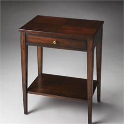 Butler Specialty Plantation Cherry Cobble Hill Console Table