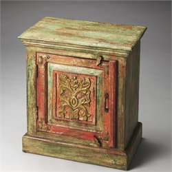 Butler Specialty Artifacts Jaljira Accent Chest in Hand