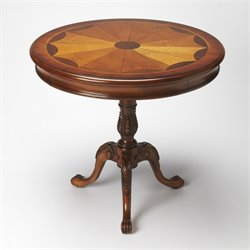 Butler Specialty Masterpiece Carissa Round Pedestal Table