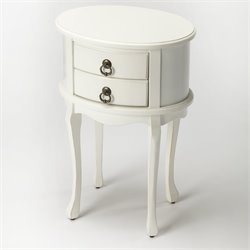 Masterpiece Whitley Oval End Table