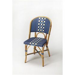 Butler Specialty Designers Edge Lotta Side Chair in Rattan