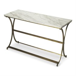 Butler Specialty Butler Loft Pamina Console Table in Travertine