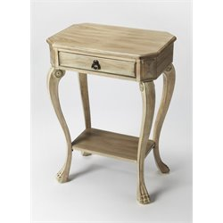 Butler Specialty Masterpiece Accent Table in Gray