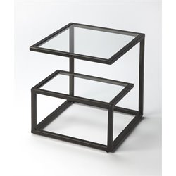 Butler Specialty Metalworks Accent Table in Black