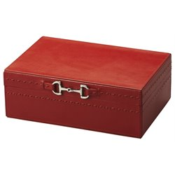 Butler Specialty Hors Doeuvres Jewelry Case in Orange