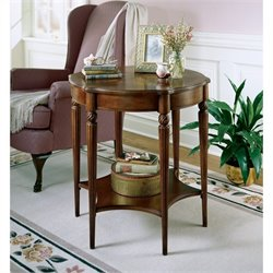 Butler Specialty Plantation Cherry Wood Accent Table