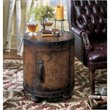 Butler Specialty Heritage Round Wood Duffel End Table
