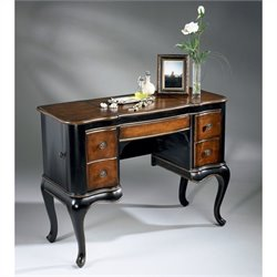 Butler Specialty Artists' Originals Wood Makeup Vanity Table