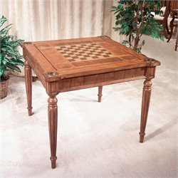 Butler Specialty Masterpiece Multi-Game Card Table in Antique Cherry Finish